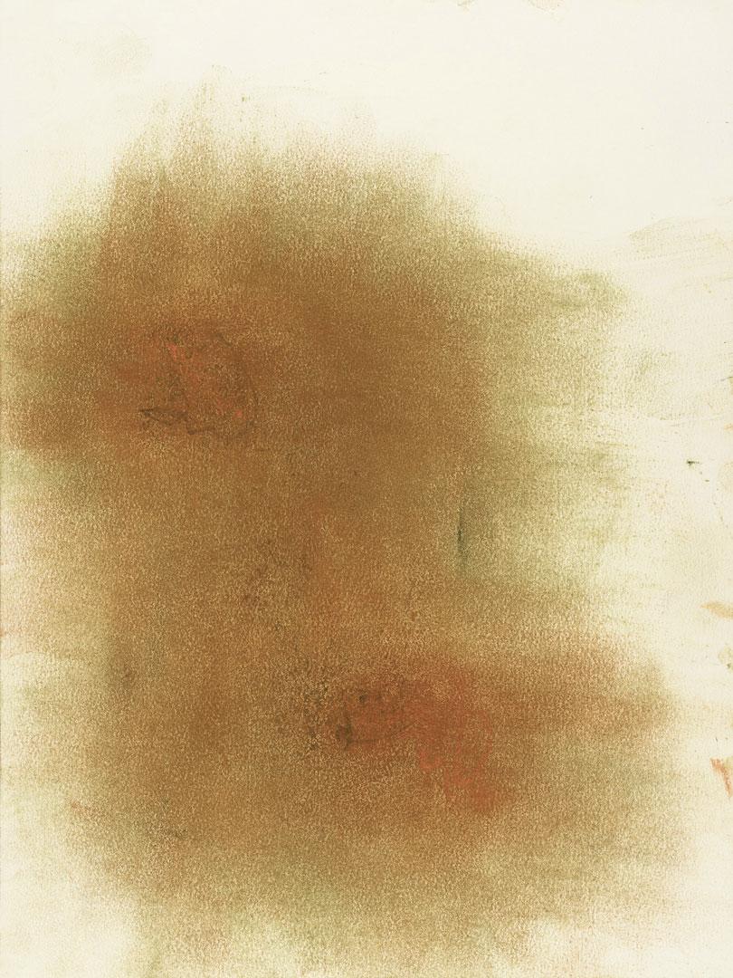 stephan baumkötter, untitled 2016, pastell/paper, 32 x 24 cm